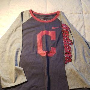 Nike Indians shirt